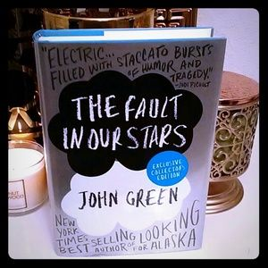 The Fault In Our Stars Books